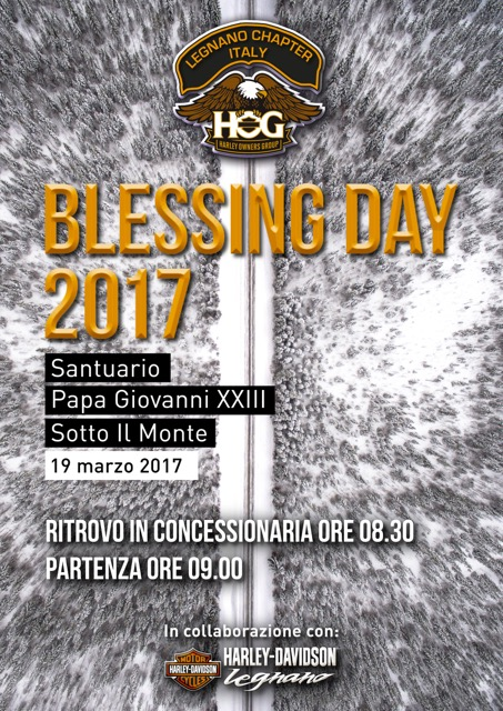 BLESSING DAY 2017