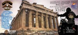 Legnano Chapter European Rally 2017 – Atene e la Grecia classica