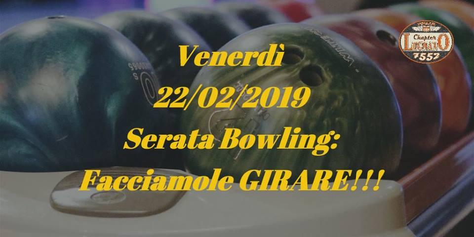LCI bowling night!!!
