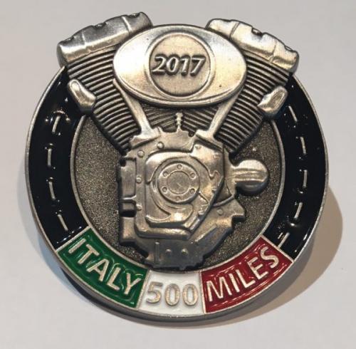 500 Miles 2017