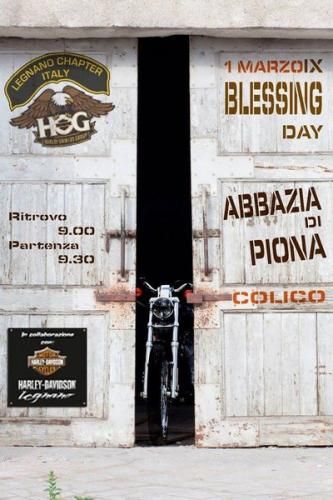 Blessing Day 2015