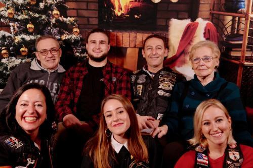 Festa Natale 2018 e consegna Patch 2018