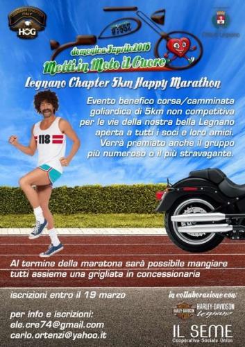 Maratona Benefica 2016