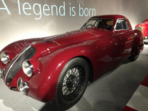 Museo Alfa Romeo 2016