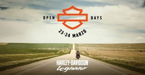 Open-Day H-D Legnano