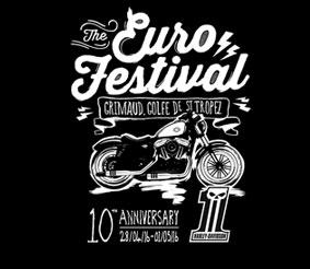 Locandina Euro Festivl Saint Tropez