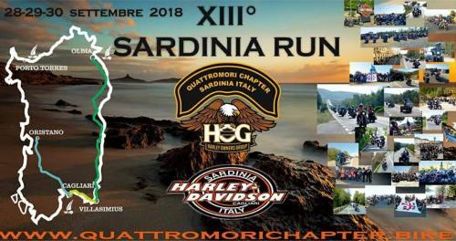 Sardinia Run 2018