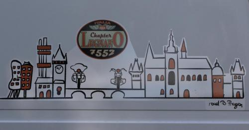 VIII Europeo e 115° Anniversario Harley-Davidson Praga