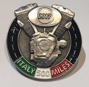 Italy 500 Miles Parma Chapter