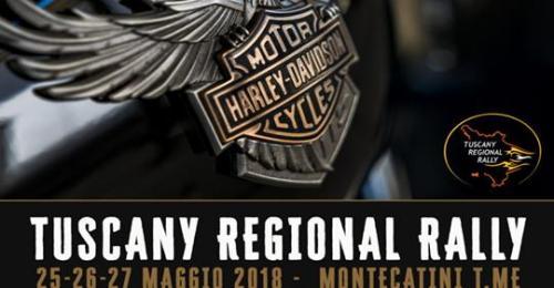 Tuscany Regional Rally 2018